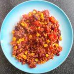 kaszotto warzywne z kaszy gryczanej
