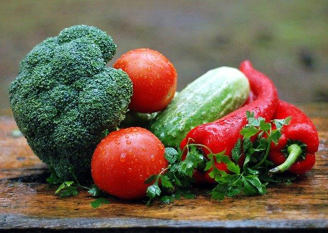 dieta wegetariańska ketogeniczna warzywa