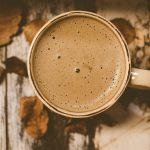 kawa kuloodporna z olejem kokosowym