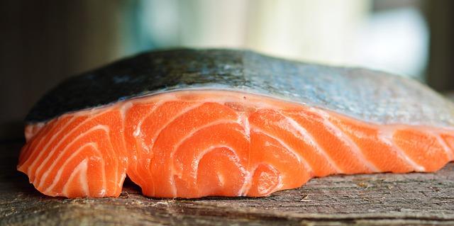 co jeść na diecie ketogenicznej ryby
