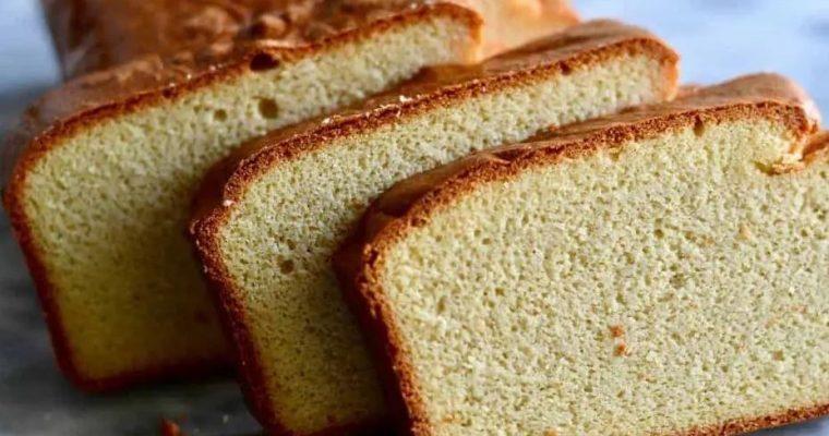 Keto Chleb Z Twarogiem