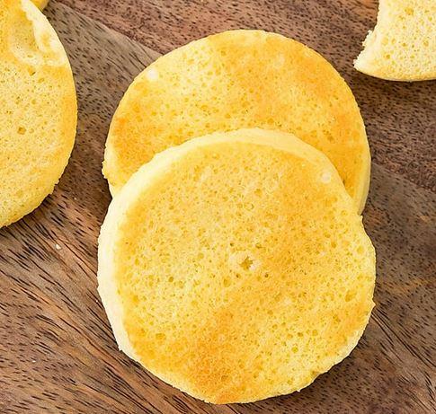 keto chleb z mikrofalówki